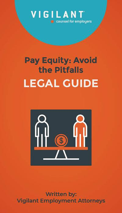 Equal Pay Legal Guide